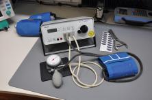 Blutdruckmessgerät eichen