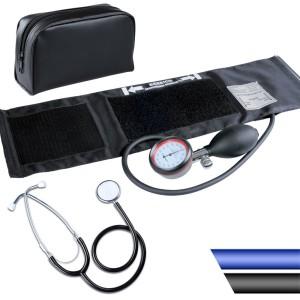 Blutdruckmessgerät mit Stethoskop
