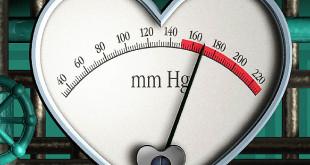 Systolischer Blutdruck zu hoch
