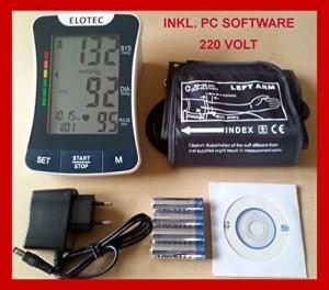 Langzeitblutdruckmessgerät / 24 stunden Blutdruckmessgerät