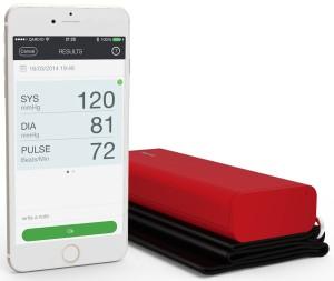 Blutdruckmessgerät Bluetooth