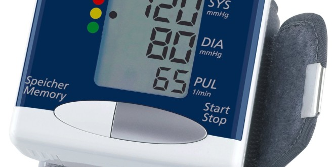 Blutdruck Messen App Test