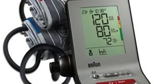 Braun Blutdruckmessgerät